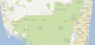 Coral Springs Florida Map by Road Trip Colton Crockett