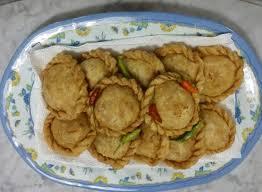 cara membuat donat isi ayam cara membuat pastel isi ayam dan sayur crispy bummbu