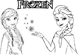 elsa valentine coloring page frozen coloring pages to print free free frozen printable coloring