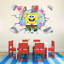 Spongebob Room Decor Spongebob Bed Set Toys Wallpaper Bedroom Charming Decor Kids Room