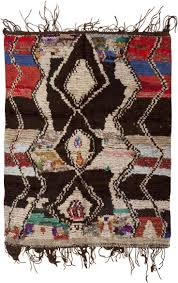 Moroccan Tile Rug 189 Best Boucheroite Rugs Images On Pinterest Moroccan Rugs