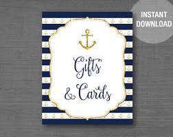 year 2 anniversary giftahoy its a boy nautical shower gift etsy