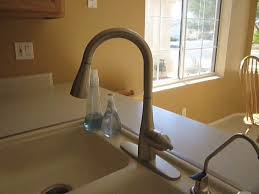 moen kitchen faucet review customer reviews moen arbor motionsense touchless one
