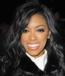 porsche of atlanta housewives hairline porsha williams blonde tracthertrailher the rickey smiley morning