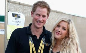prince harry s girl friend prince harry s new girlfriend smitten with ellie goulding