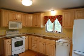 White Appliance Kitchen Ideas Excellent Kitchen Cabinets Refacing Which Has Transparent Glass