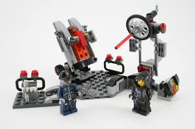 review 70801 melting room rebrickable build with lego