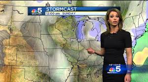 Weather Map Chicago by Cheryl Scott 20130216sat Nbc 5 Chicago News Youtube