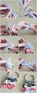 how to make a hair bow easy easy hair bow tutorial