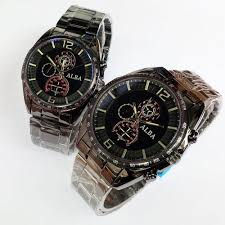 Jam Tangan Alba Pasangan jual pusat grosir jam tagan jam tangan alba jam tangan