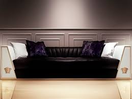 Versace Sofa The Atelier Edition Of The Via Gesù Sofa Is The Quintessence Of