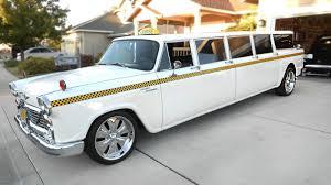 Dodge Challenger Limo - checker limo 1968 checker a 12 aerobus