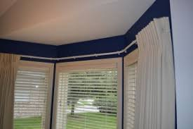 Flexible Curtain Rods For Bay Windows Bendable Rods Abda Window Fashions