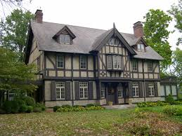 tudor style house plans a stately tudor style home in webster groves an affluent st