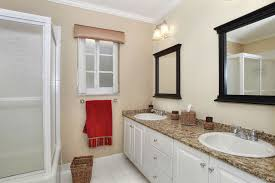 Childrensbathroomwithdoublesinksp Miami Real Estate Works - Bathrooms with double sinks