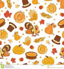 thanksgiving graphics vector cornucopia thanksgiving pumpkin turkey corn stock vector