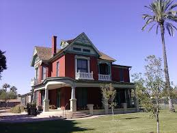 haunted places of arizona blog niels petersen house museum