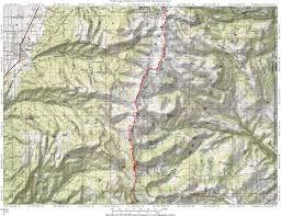 Utah Topo Maps by Skyline Drive