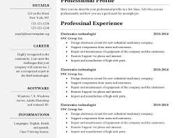 Simple Resume Template Open Office Resume Templates For Openoffice Download Resume Templates Open