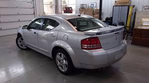 2008 silver dodge avenger 2008 dodge avenger awd r t 4dr sedan in escanaba mi prised auto