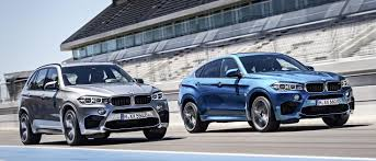 Bmw X5 4 6is - the new bmw x5 m and x6 m are monstrous suvs with m5 firepower