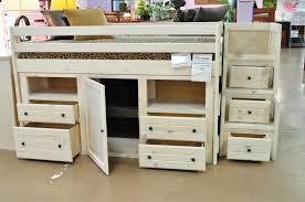 Bunk Bed With Storage Loft Storage Bed Loft Bed With Storage Steps Storage Modern