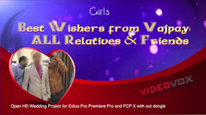 fcp x hd title project 02 open wedding project 2017 without