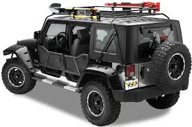 safari jeep wrangler warrior products 877 safari sport rack for 07 17 jeep wrangler jk