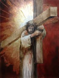 modern jesus art christian christ painting saints pinterest