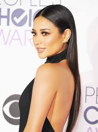get the look shay mitchell u0027s sleek