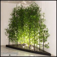 Stick Screen Room Divider - fake bamboo indoor bamboo indoor artificial bamboo plants