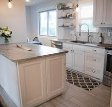 Kitchen Countertops White Cabinets Kitchen Remodel On A Budget For Under 10 000 Budgeting
