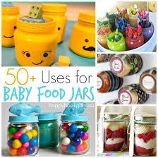50 fantastic ways to re use baby food jars happy hooligans