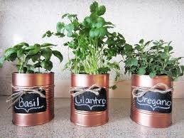 five of the best tin can planters you will want to make copper