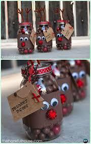 diy mason jar christmas gift wrapping ideas instructions