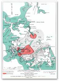 Map Of Boston Harbor by Mwra State Of Boston Harbor Bacterial Pollution