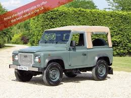 range rover defender pickup used land rover defender 90 pickup in standlake oxfordshire