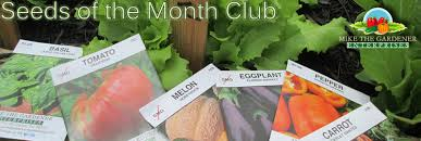 month club the gardener s seeds of the month club