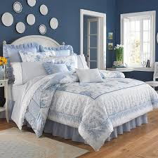 Royal Blue Comforters Royal Blue Bedding Sets Piece Queen Linnea Blue Comforter Set