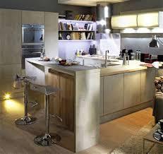 ilot central cuisine fly cuisine avec ilot central 14 cuisine 18 mod232les coup de