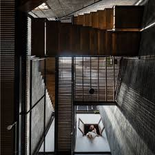 house design and architecture in vietnam dezeen zen house is a home for three buddhists organised around a light filled atrium
