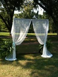 wedding arch lace wedding arches lace wedding arch diy maybe would