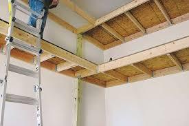 diy garage shelves home interior design