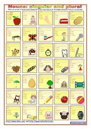 Plural Nouns Worksheets 103 Free Esl Plural Nouns Worksheets