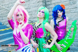 Jem Halloween Costume Cosplay Jem Holograms Outrageous