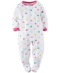 s toddler one footed pajamas