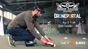 drone racing belgium droneportal event youtube