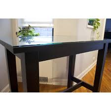 Butcher Block Dining Room Table by Furniture Easy To Assemble And Move With Ikea Table Top