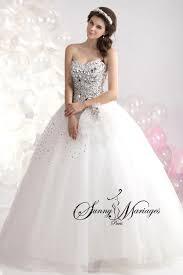 princesse robe de mariã e robe de mariage forme princesse blanche avec bustier coeur et