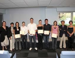 chambre de commerce albi six lauréats prêts pour la vie active en entreprise 13 09 2009